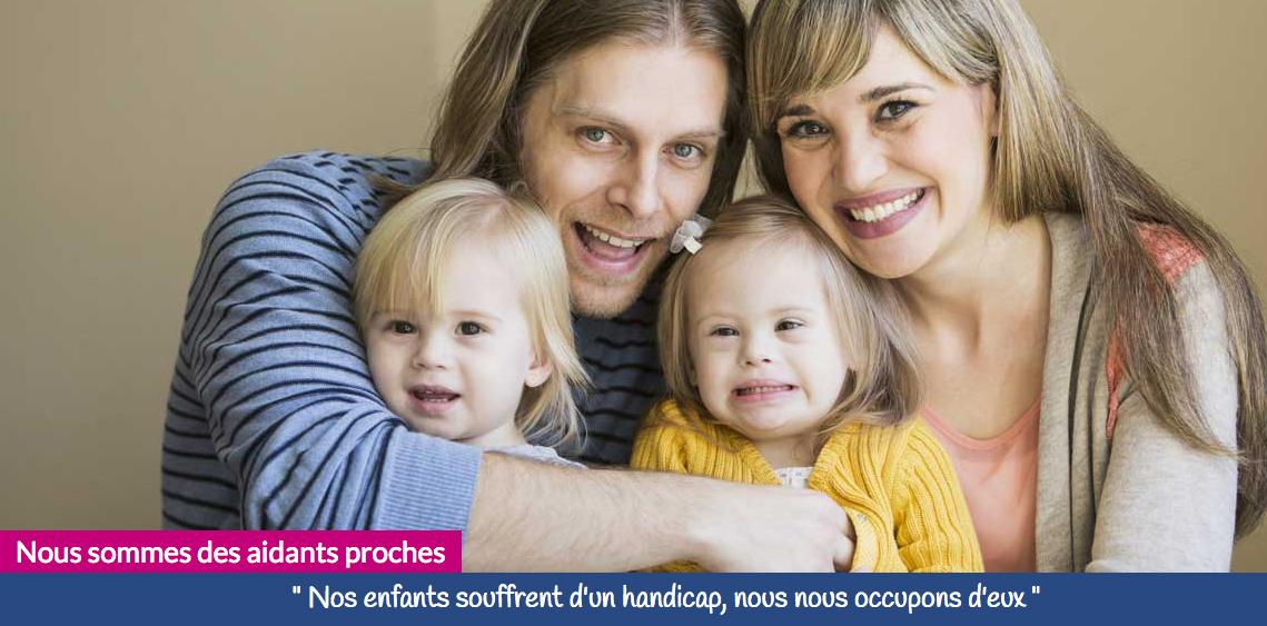 slider famille handicap