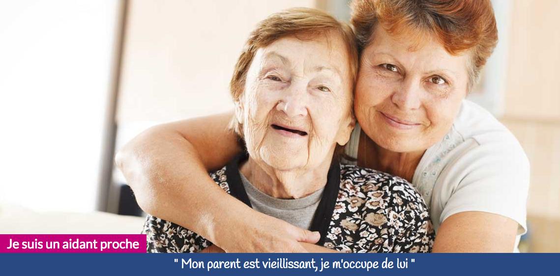 slider parent vieillissant