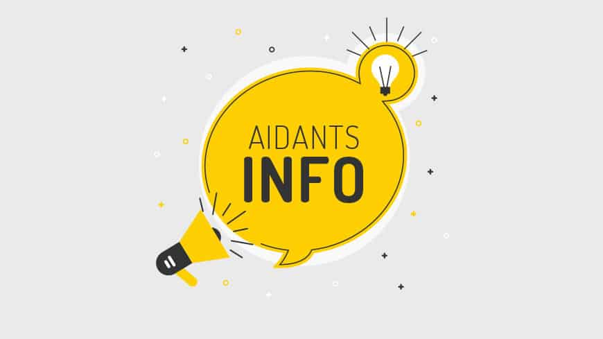 Information pour les aidants proches