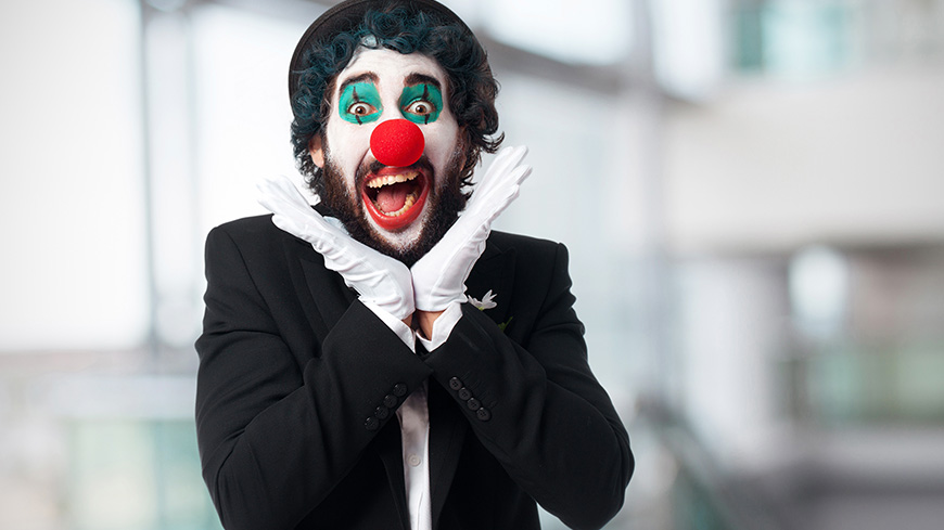 clown relationnel