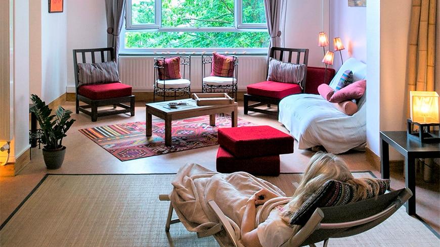 Casa Clara relaxation