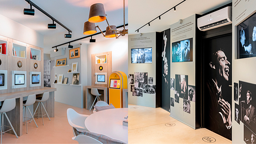 Fondation Brel Bruxelles